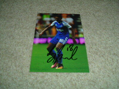 Grant Ward - Ipswich Town - Signed 6 X 4 Photograph