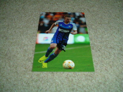 Freddie Sears - Ipswich Town - Signed 6 X 4 Photograph