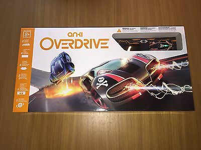 Anki Overdrive Starter Kit - Boxed New with Issues