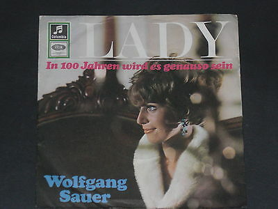 7-Single-Schlager-WOLFGANG SAUER-Lady