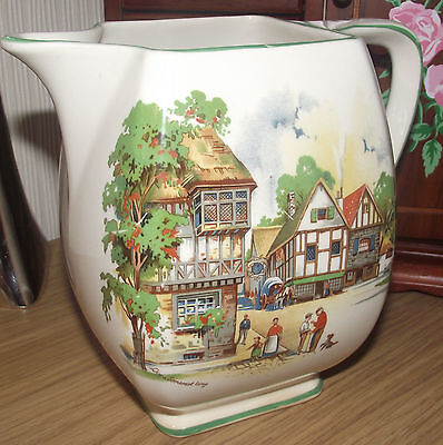 "Vintage Lancaster  & Sons "" Somerset Way "" Jug"