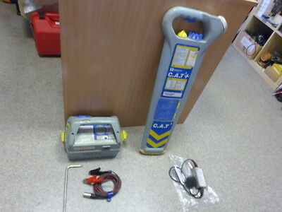 RADIODETECTION CAT3+ kit cable/pipe locator ready2use DEPTH INDICATION