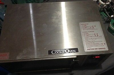Cookie Oven Convection w/ 3 Trays WISCO 616 1470 Watts 120vac Digital Control