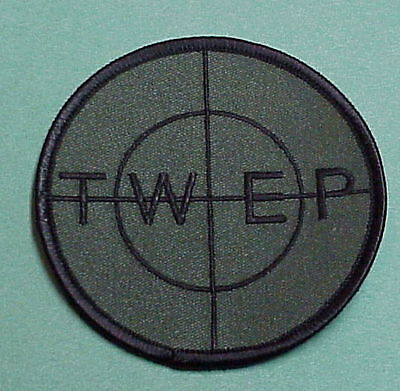 Twep  Terminate With Extreme Prejudice  Sniper  Police Patch   Free Shipping!!!