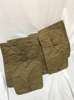 x6 New Eagle Industries USMC ILBE FILBE Hydration Pouch Coyote FSBE DEVGRU