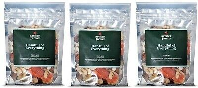 3 pk Archer Farms- Handful of Everything Trail Mix 11oz bag
