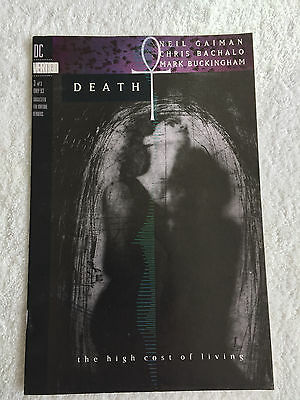 Death: The High Cost of Living #3 (May 1993, DC) VF