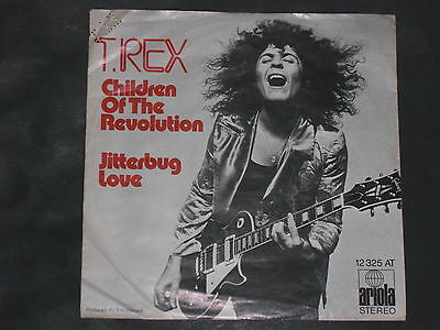 7-Single-Rock-T.REX-Children of the Revolution