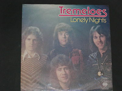 7-Single-Beat-Pop-TREMELOES-Lonely Nights