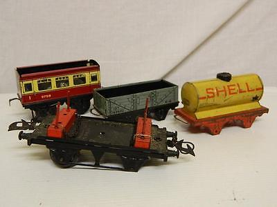 Hornby O Series O Gauge 4 Assorted Rolling Stock Spares/Repair 99p