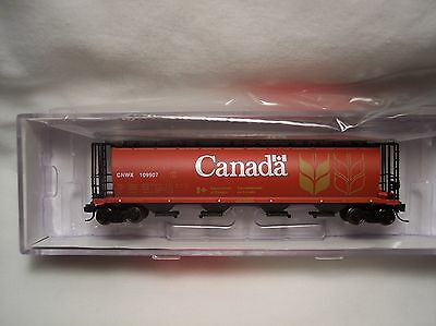 Intermountain - N-Scale Canadian Government Cylindrical Hopper - CNWX109907