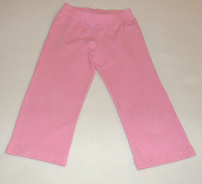 Toddler Girl GYMBOREE Pink Stretch Pants Cotton Spandex 2T EUC