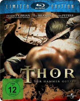 Thor - Der Hammer Gottes - Metal-Pack [Blu-ray] [Limited Edition]... | DVD | neu