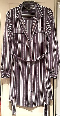 Gorgeous By Gok For Tu - Shirt Dress Size 10 Regular.
