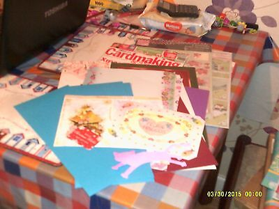 craft items some docrafts plus others