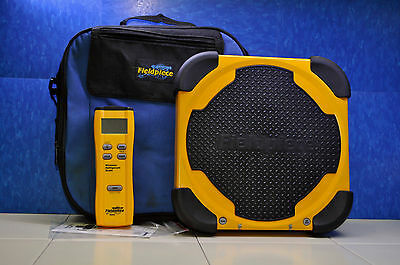 Fieldpiece SRS2C Wireless Refrigerant Scale for HVACR with Case. Fast Shipping
