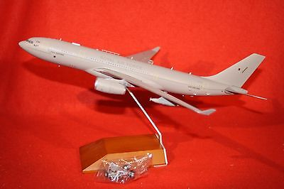 Gemini Jets 200-610 Royal Air Force A330 Voyager Zz330 With Stand 1-200 Scale