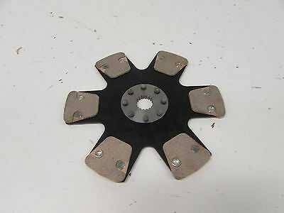 RAM Clutches 1128 Oval Track Repair Parts - Six-Pad Clutch Disc