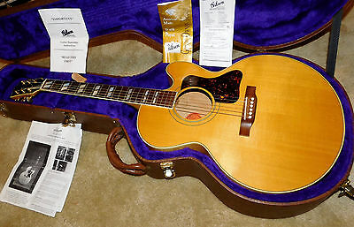 Gibson EC-30 Blues King Electro*Acoustic-Electric Guitar*1996*OHSC*