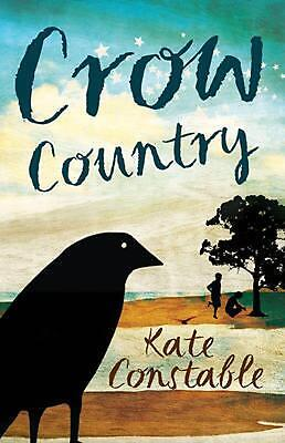 Crow Country by Kate Constable (English) Paperback Book Free Shipping!