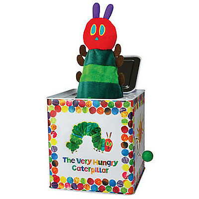 The Very Hungry Caterpillar Jack In Box