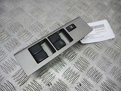 06 NISSAN NAVARA D40 Right Drivers Side Master Electric Window Switch Double Cab