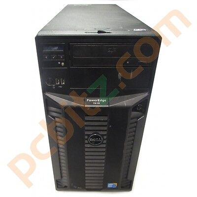 Dell PowerEdge T410 Tower Server Xeon E5504 2.00GHz, 4GB RAM, Perc 6i (No HDDs)