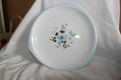 2  Serving Plates Foley Bone China Lorraine by Deirdre James