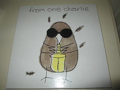 Charlie Watts - From One Charlie... Promo Cd & Book Box Set