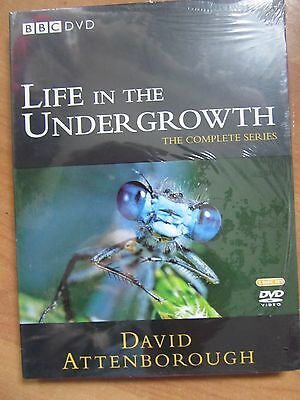Life In The Undergrowth (DVD, 2005, 2-Disc Set) - NEW & SEALED