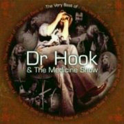 The Very Best Of Dr. Hook -  CD 36VG The Fast Free Shipping