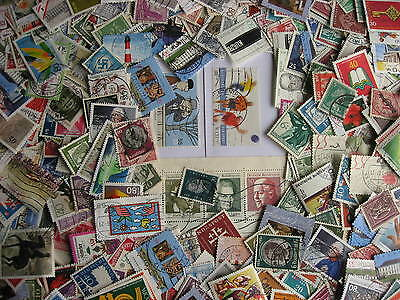 Hoard breakup mixture 400 GERMANY Duplicates & mixed condition