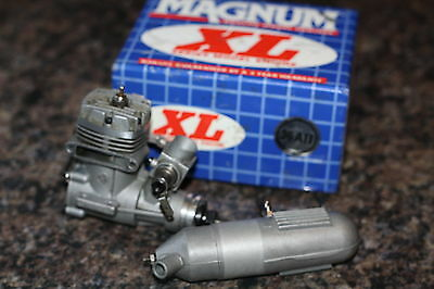 # Magnum Xl 36A  R/c Two Stroke Glow Engine/aircraft #