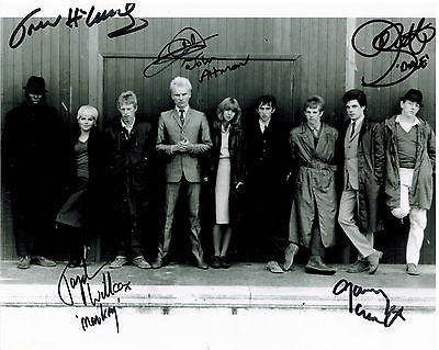 QUADROPHENIA cast Signed 8x10 Autograph Photo - CULT CLASSIC MOVIE THE WHO 4