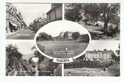 Nairn Royal Marine Hotel Putting Green Golf View Hotel High Street Dulsie Bridge
