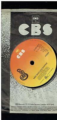 Chicago What A Big Surprise 45 1977