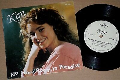 """7"""" Kim - No More Room In Paradise"""