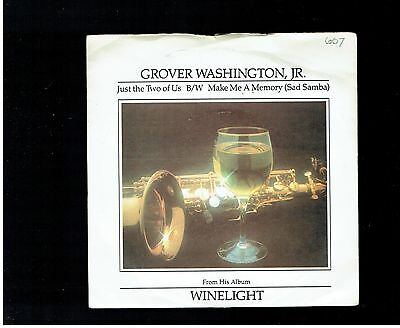 Grover Washington Just The Two Of Us Ps 45 1981