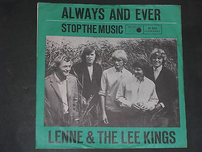 7-Nur(Only)Cover-Beat-LENNE & THE LEE KINGS-Always and ever