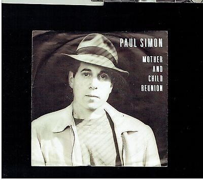 Paul Simon Mother And Child Reunion Ps 45 1972