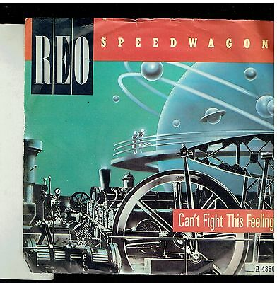 Reo Speedwagon Cant Fight This Feeling Ps 45 1985