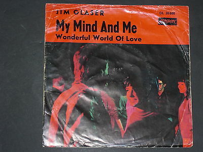 7-Nur(Only)Cover-60er-JIM GLASER-My mind and me