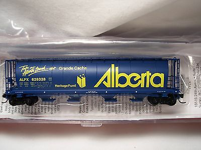 PWRS NARC - N-Scale Alberta Government Cylindrical Hopper - ALPX628328