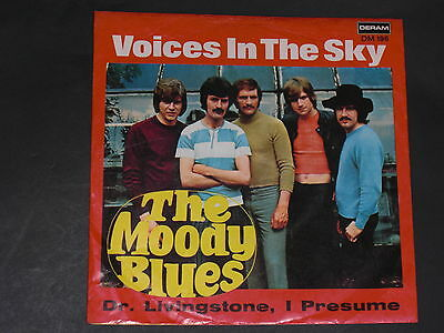7-Nur(Only)Cover-Beat-THE MOODY BLUES-Voices in the Sky