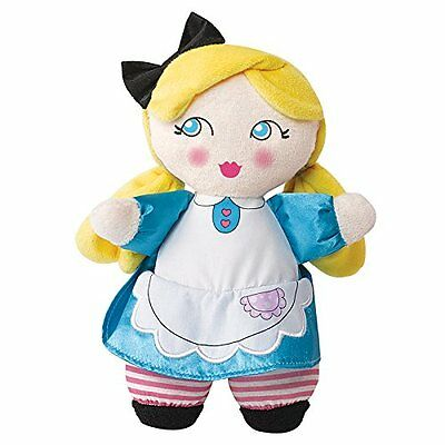 Madame Alexander Alice in Wonderland Plush 8'' New with Tags