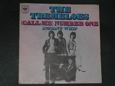 7-Nur(Only)Cover-Beat-THE TREMELOES-(Call me) Number one