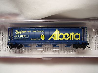 PWRS NARC - N-Scale Alberta Government Cylindrical Hopper - ALPX628401