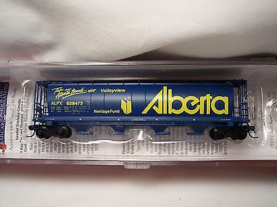 PWRS NARC - N-Scale Alberta Government Cylindrical Hopper - ALPX628473