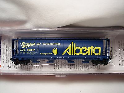 PWRS NARC - N-Scale Alberta Government Cylindrical Hopper - ALPX628507