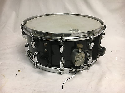 "Vintage Hinger Touch Tone Space Tone Split Shell Snare Drum 6.5"" X 14"""